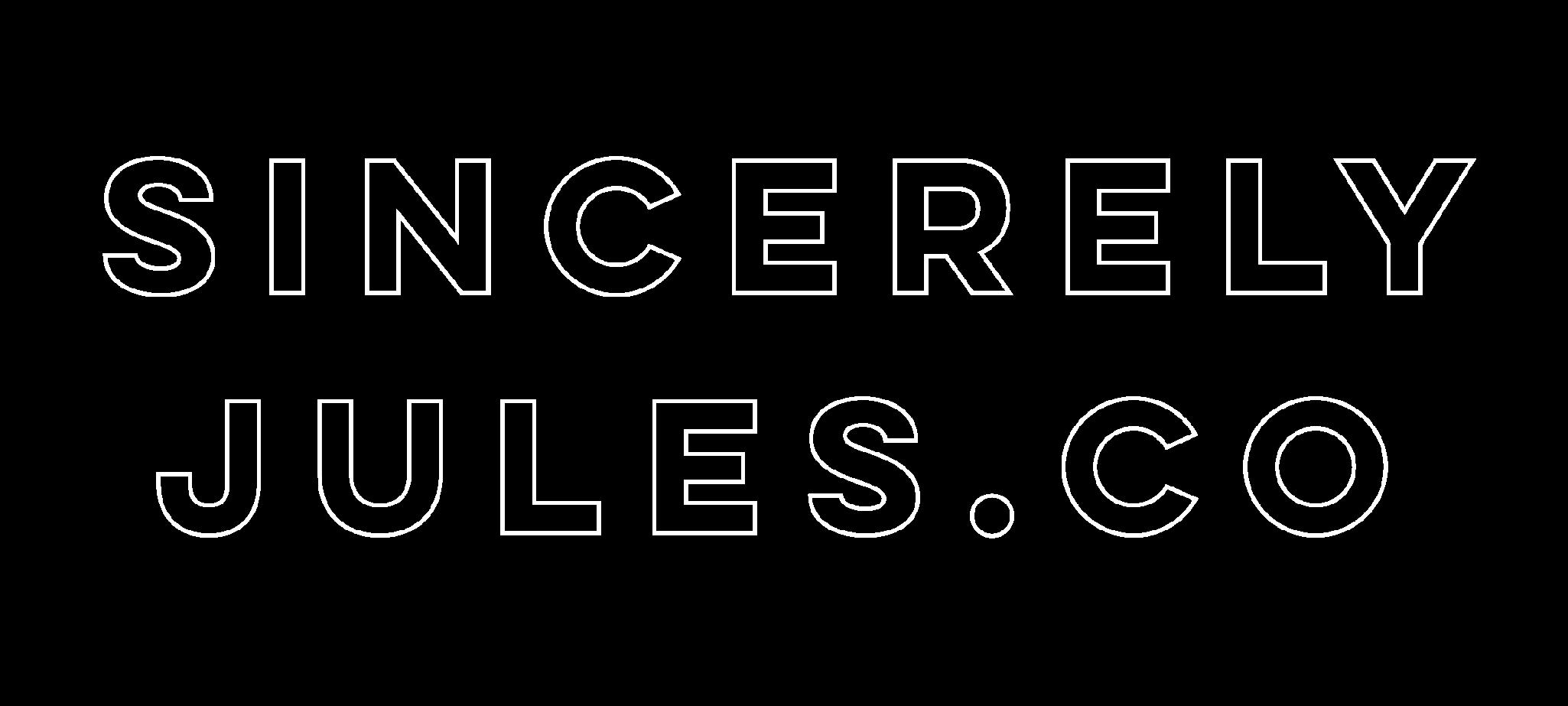 SINCERELYJULES.CO